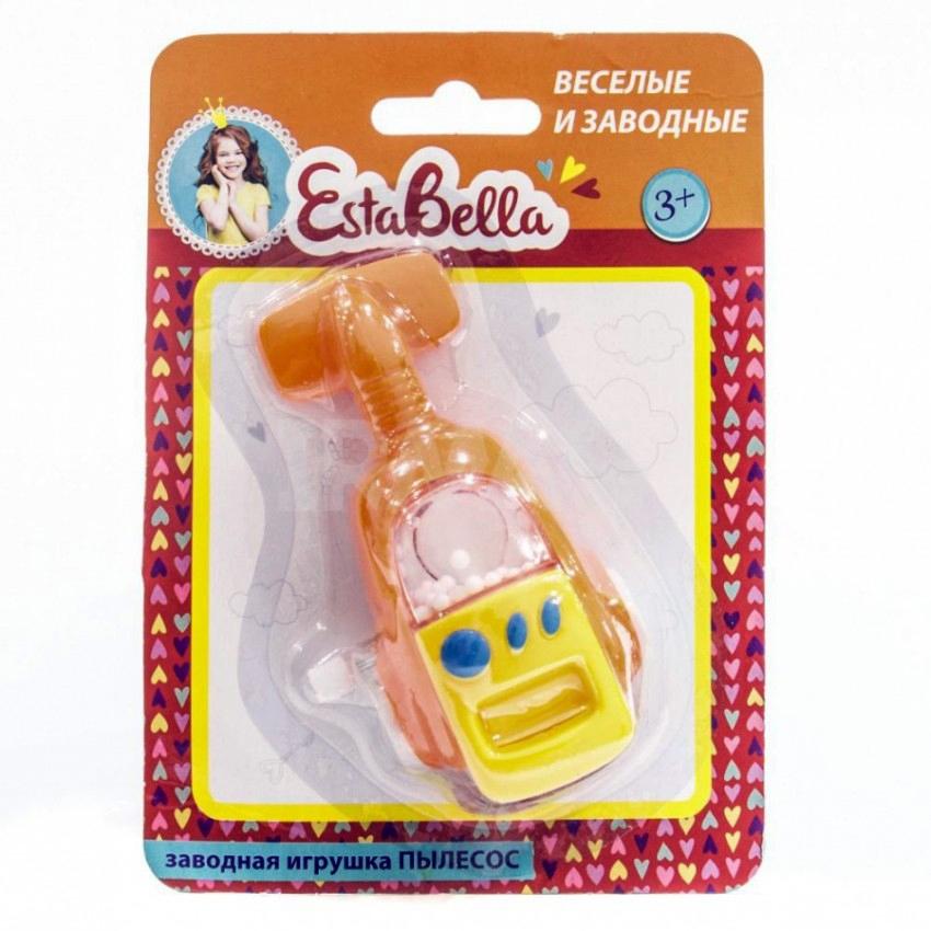 Заводная игрушка EstaBella В ассортименте (Блендер, Пылесос, Стиральная машина)<br>