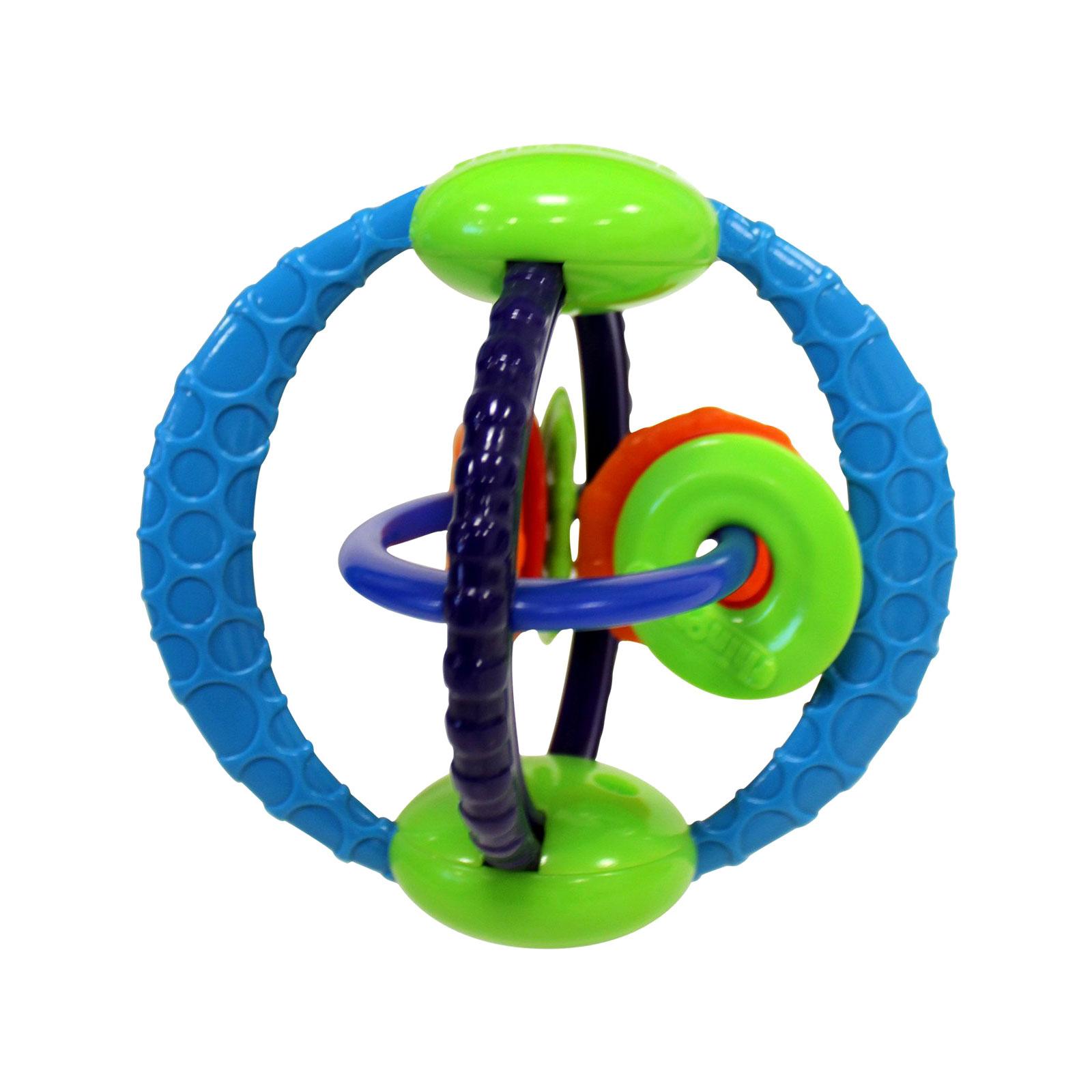 ����������� ������� Rhino Toys Oball Twist-O-Round � 0 ���. (11 ��.)