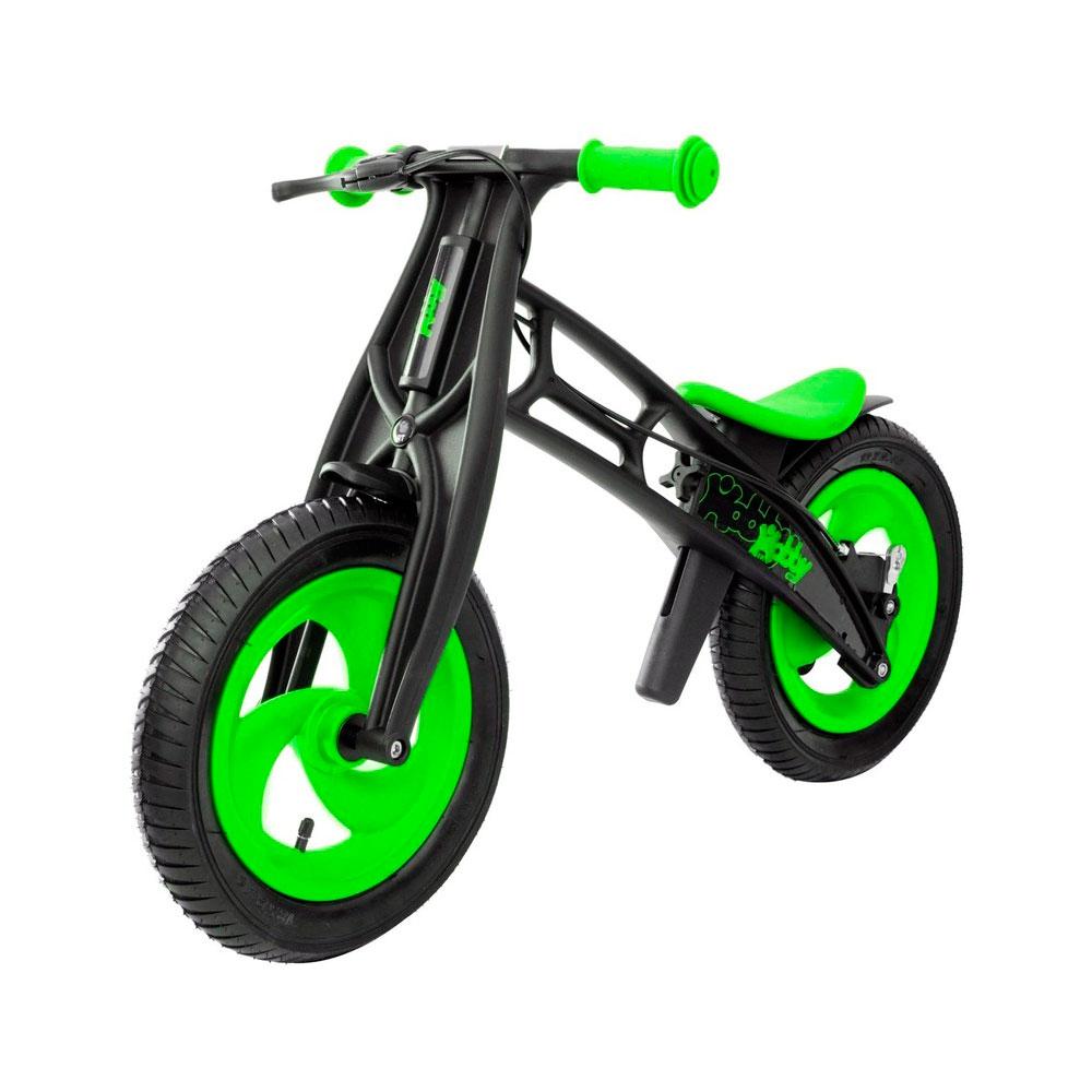 Велобалансир-беговел Hobby-bike Fly А черная оса Kiwi/Black<br>