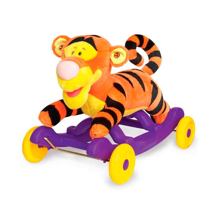 Каталка-качалка Kiddieland Плюшевый тигруля<br>