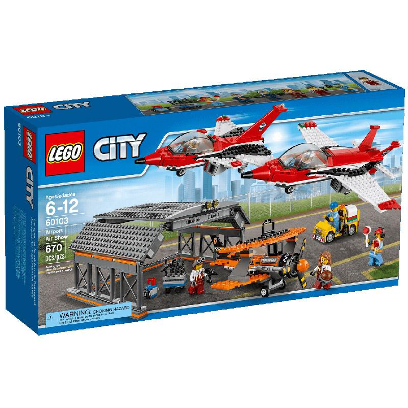 Конструктор LEGO City 60103 Авиашоу<br>