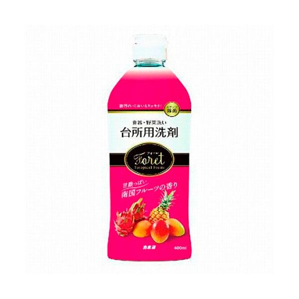 Жидкость для мытья посуды Kaneyo Tropical Fruits 400 мл<br>