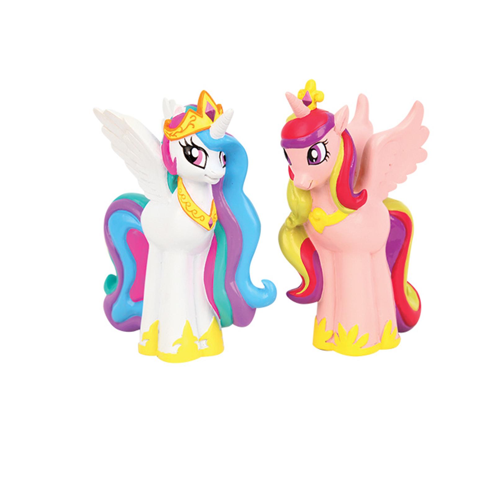 Фигурка My Little Pony Пони Сelestia и Cadance<br>