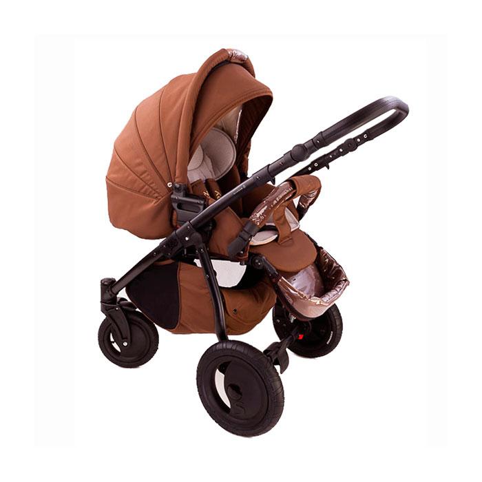 Коляска прогулочная Tutis Zippy Sport Plus Шоколад<br>
