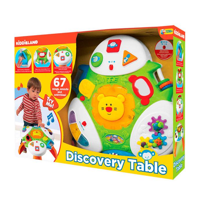 Развивающая игрушка Kiddieland Интерактивный стол<br>