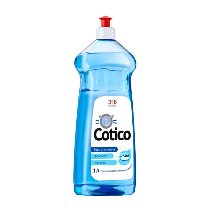 Вода для утюгов Cotico 1000 мл парфюмированная<br>