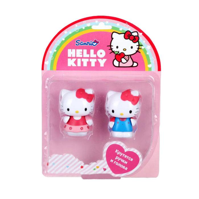 Игрушка для ванной Умка Hello Kity( 2 фигурки)