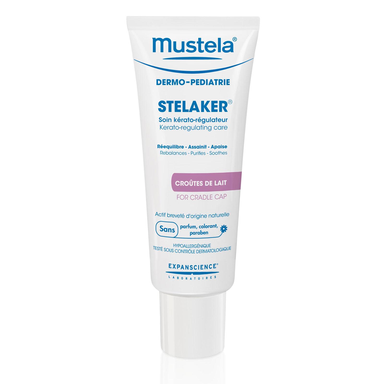 Крем Mustela Stelaker керато-регулирующий 40 мл для лица и тела