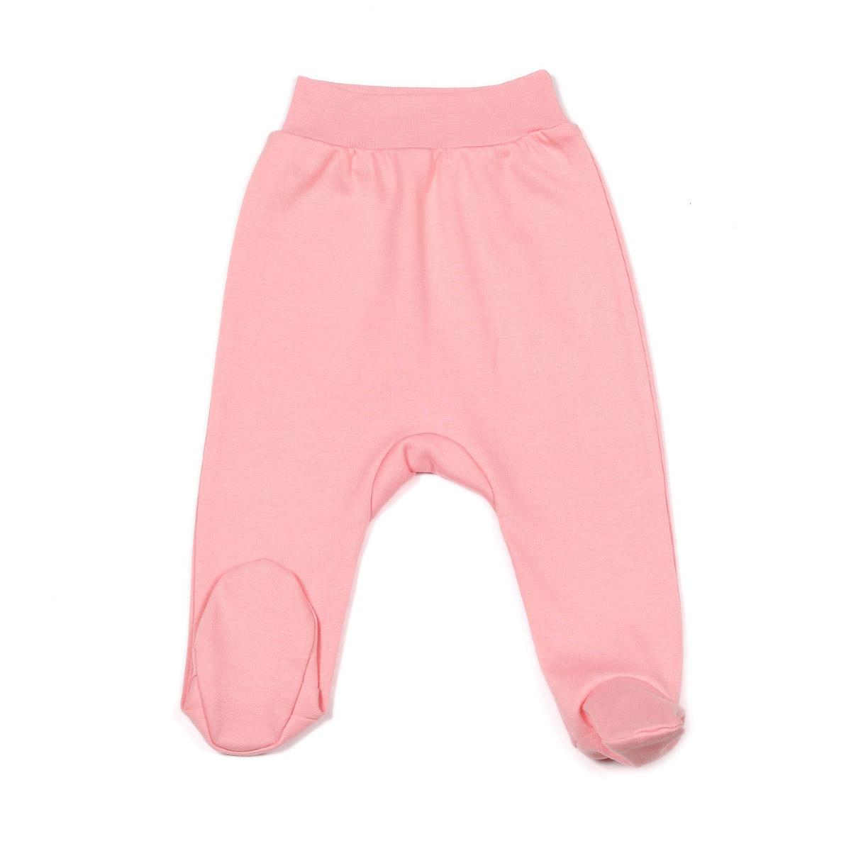 Ползунки с ножками Ёмаё Венеция (26-247) рост 74 розовый<br>