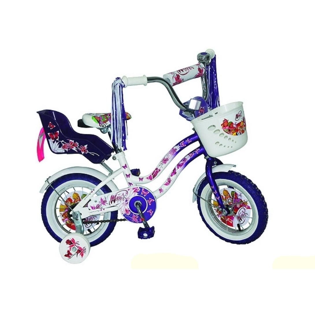 Велосипед Navigator 12 Winx Фиолетовый<br>