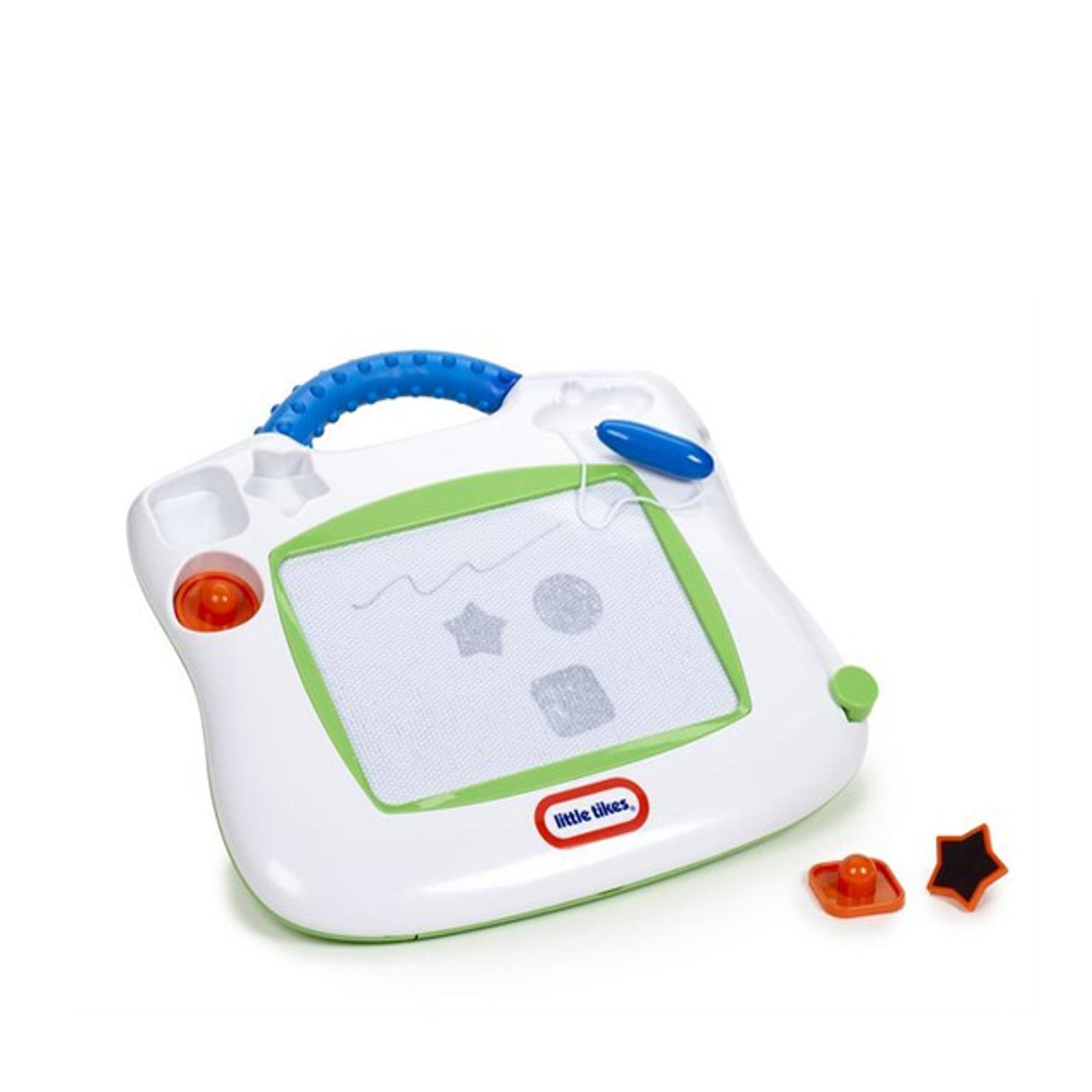 Развивающие игрушки Little Tikes Планшет магнитный для рисования двусторонний с 12 мес.<br>