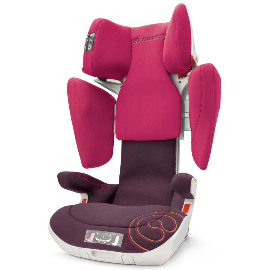 Автокресло Concord Transformer XT Rose Pink<br>