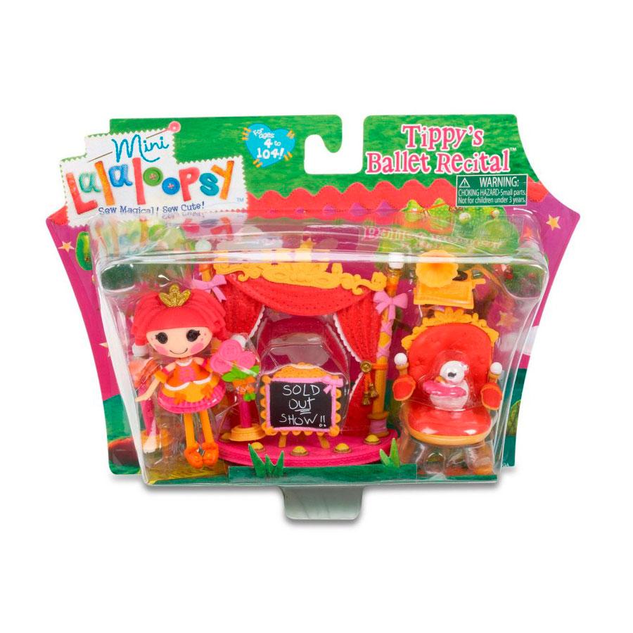 Кукла Mini Lalaloopsy Балетная школа<br>