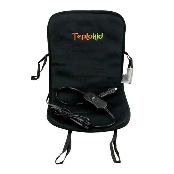 Подстилка Teplokid для обогрева автокресла ТК-003 Черный<br>