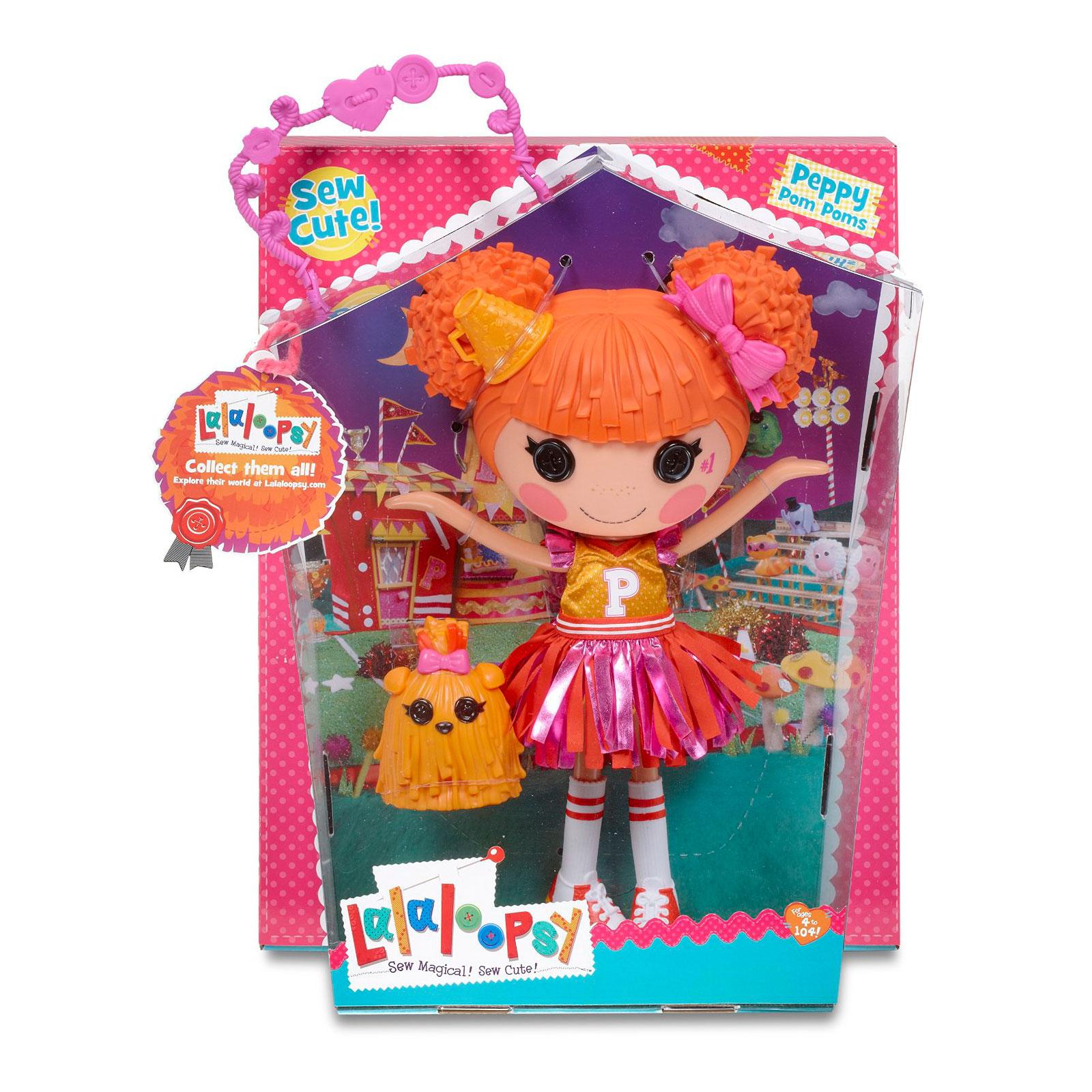 Кукла Lalaloopsy Пеппи Помпончик<br>