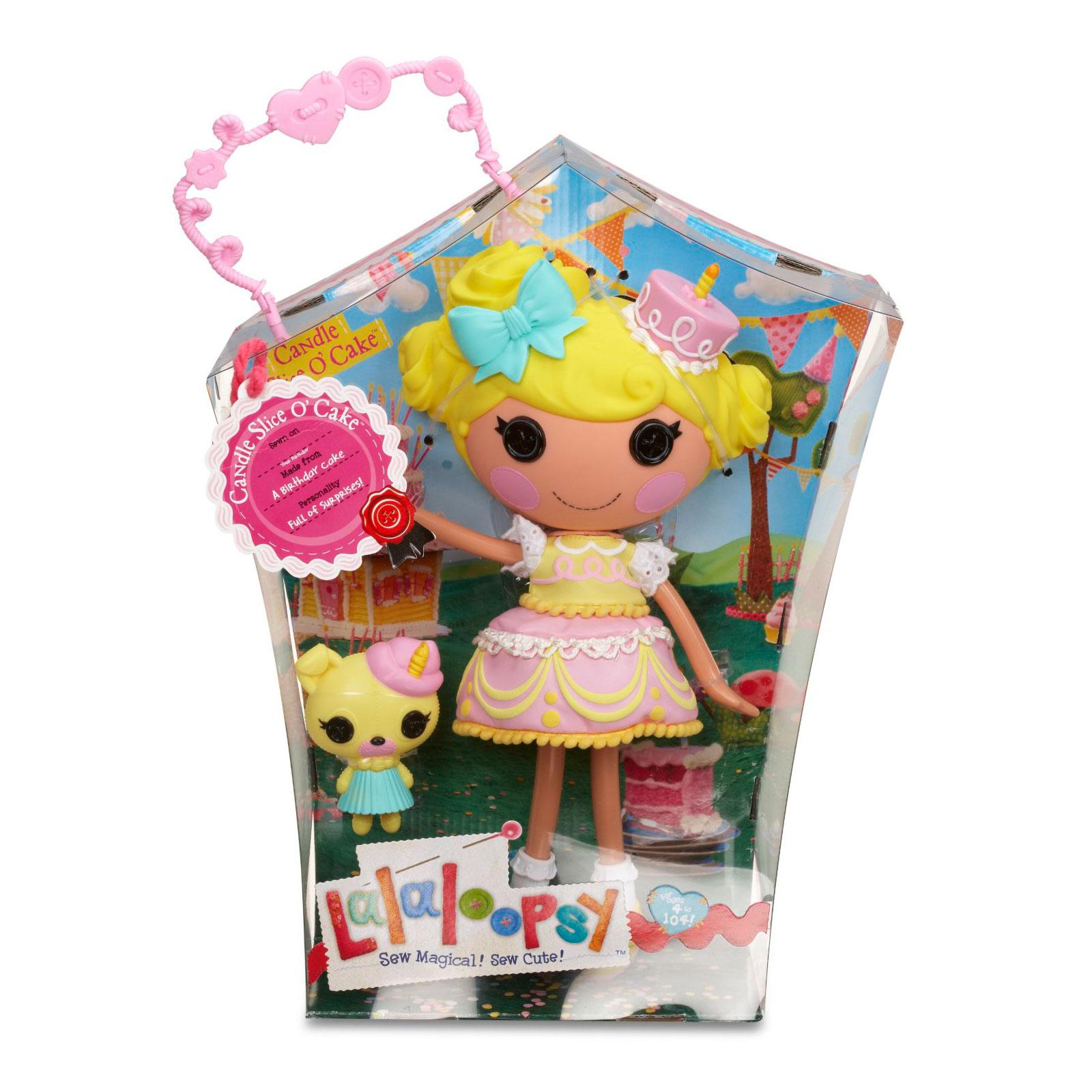 Кукла Lalaloopsy Пироженка<br>