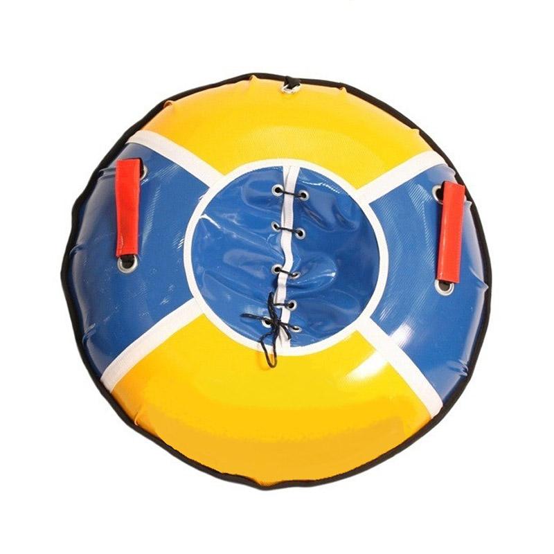 Тюбинг P-Toys № 1 диаметр 75см Пластиковое дно