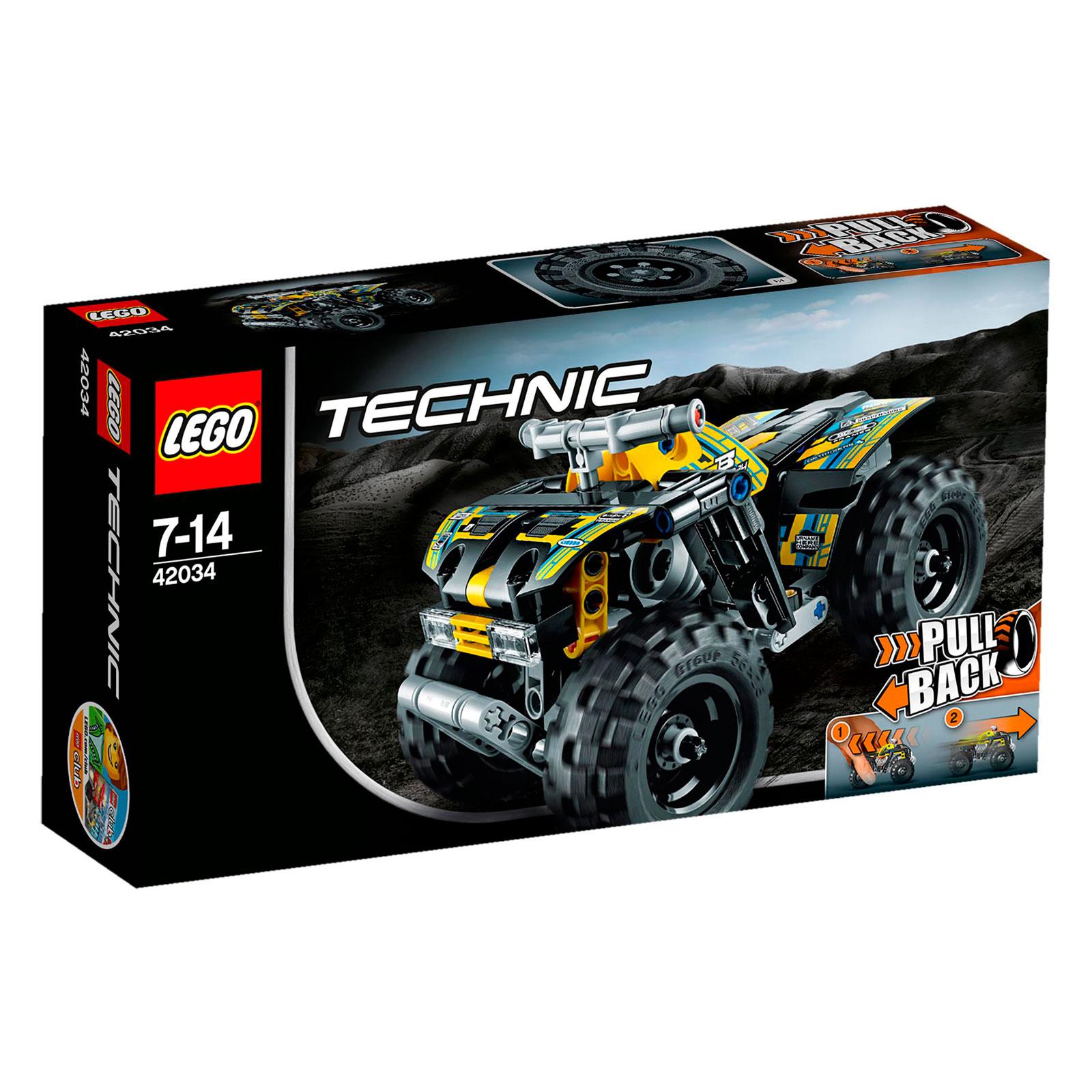 ����������� LEGO Technic 42034 ����������