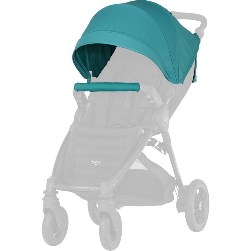 Капор для  коляски Britax Roemer B-Agile/B-Motion 4 Plus Lagoon Green<br>