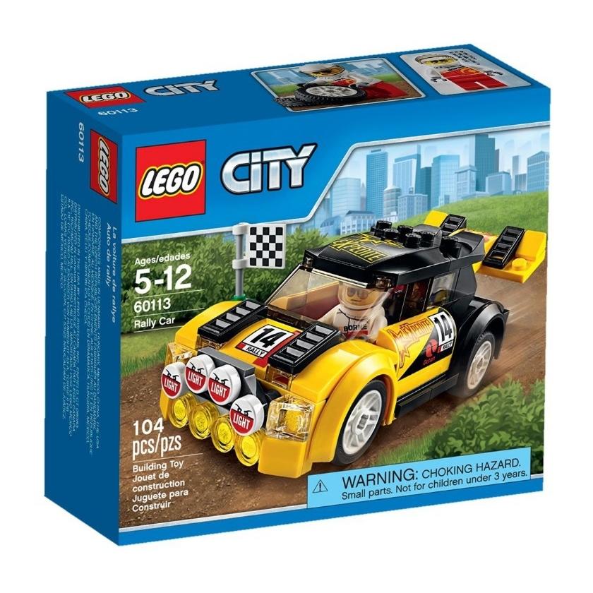 ����������� LEGO City 60113 �������� ����������