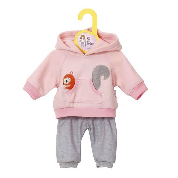 Одежда для кукол Zapf Creation Baby Born высотой 38-46 см Розовая<br>