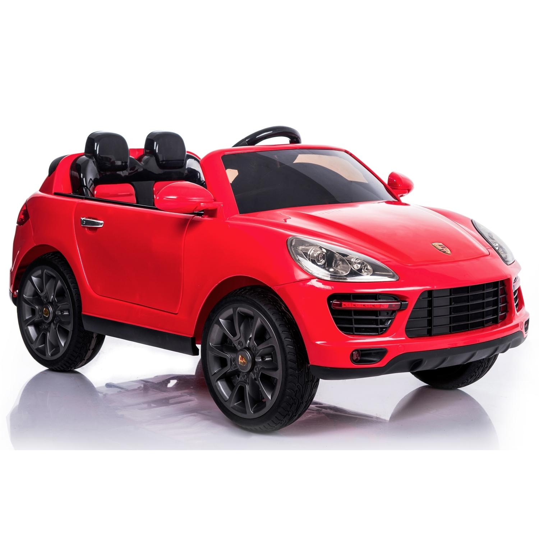 Электромобиль Toyland  Porsche Cayenne SH 808 Красный<br>