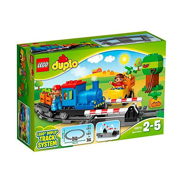 Конструктор LEGO Duplo 10810 Локомотив<br>