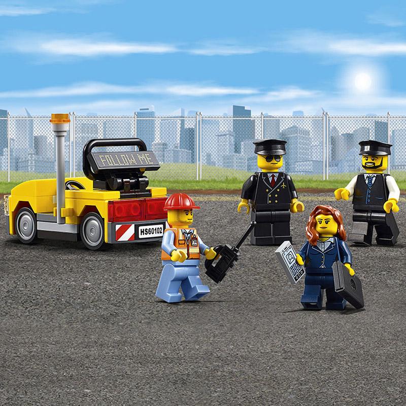 ����������� LEGO City 60102 ������ ��������� ��� VIP-��������