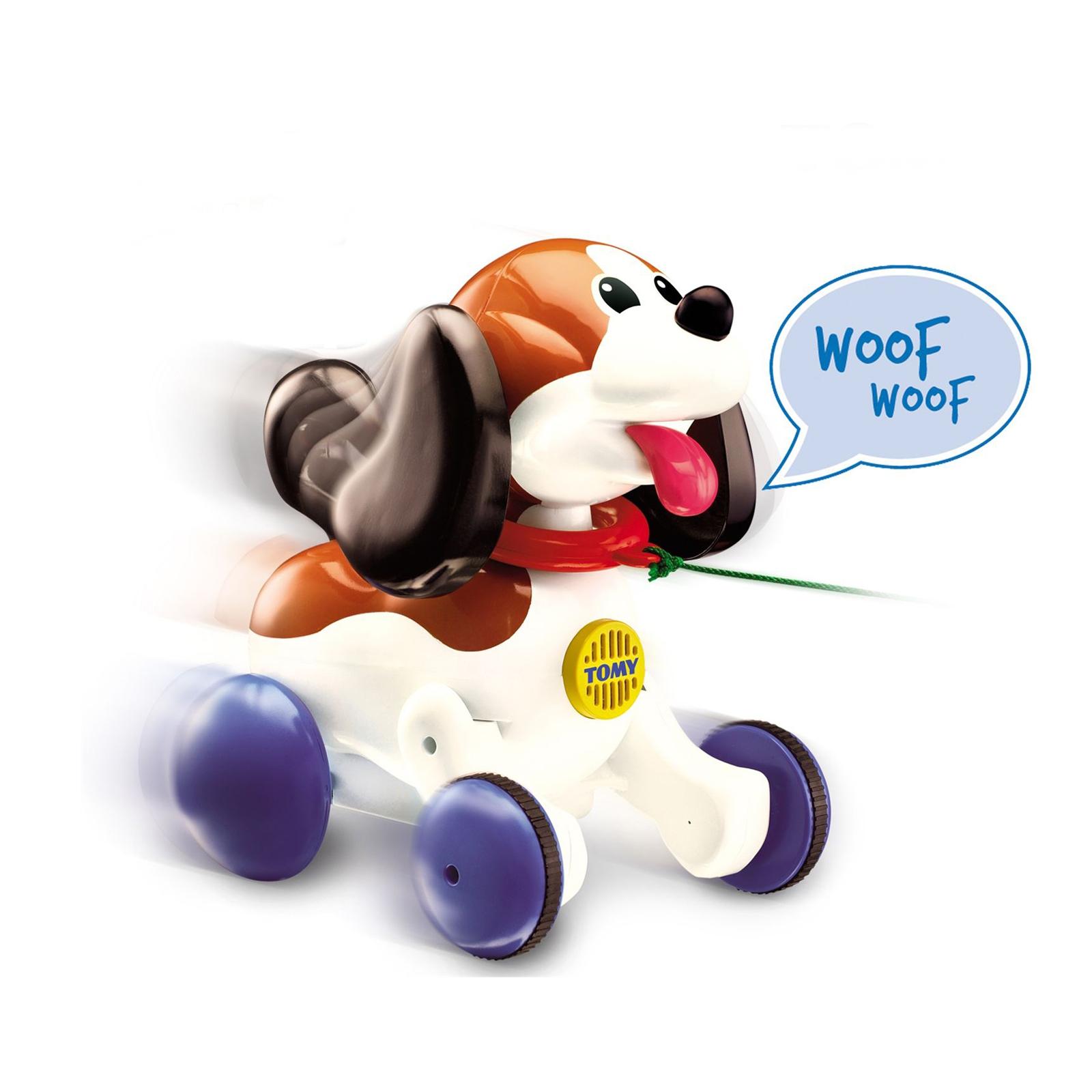 Развивающая игрушка Tomy Щенок лающий с 10 мес.<br>