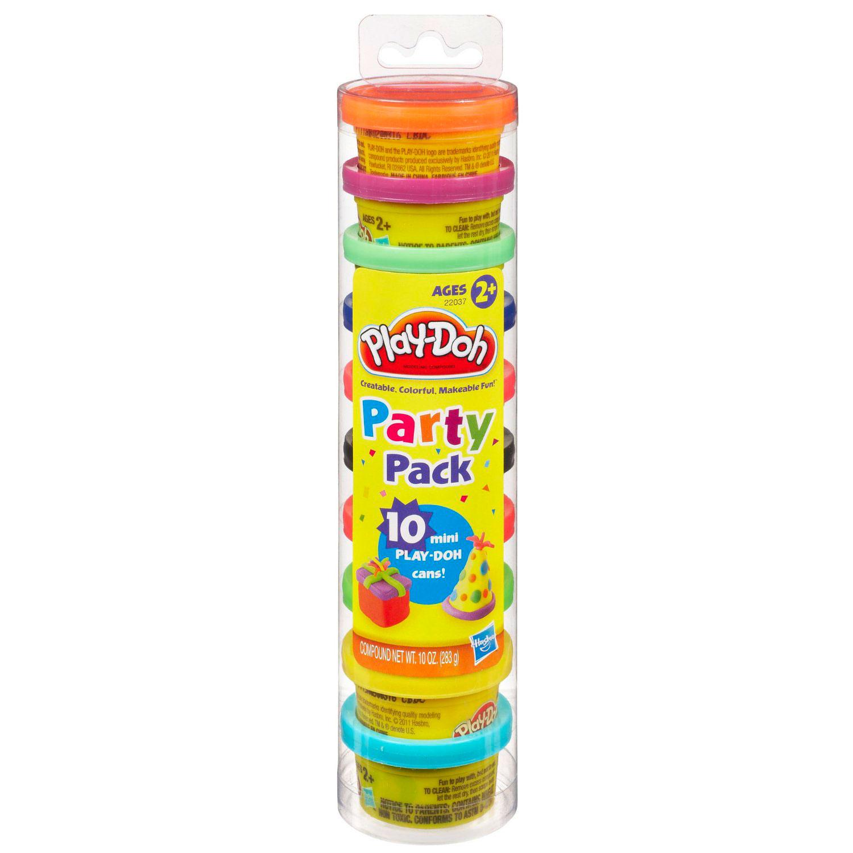 Игровой набор Play-Doh Для Праздника в тубусе<br>