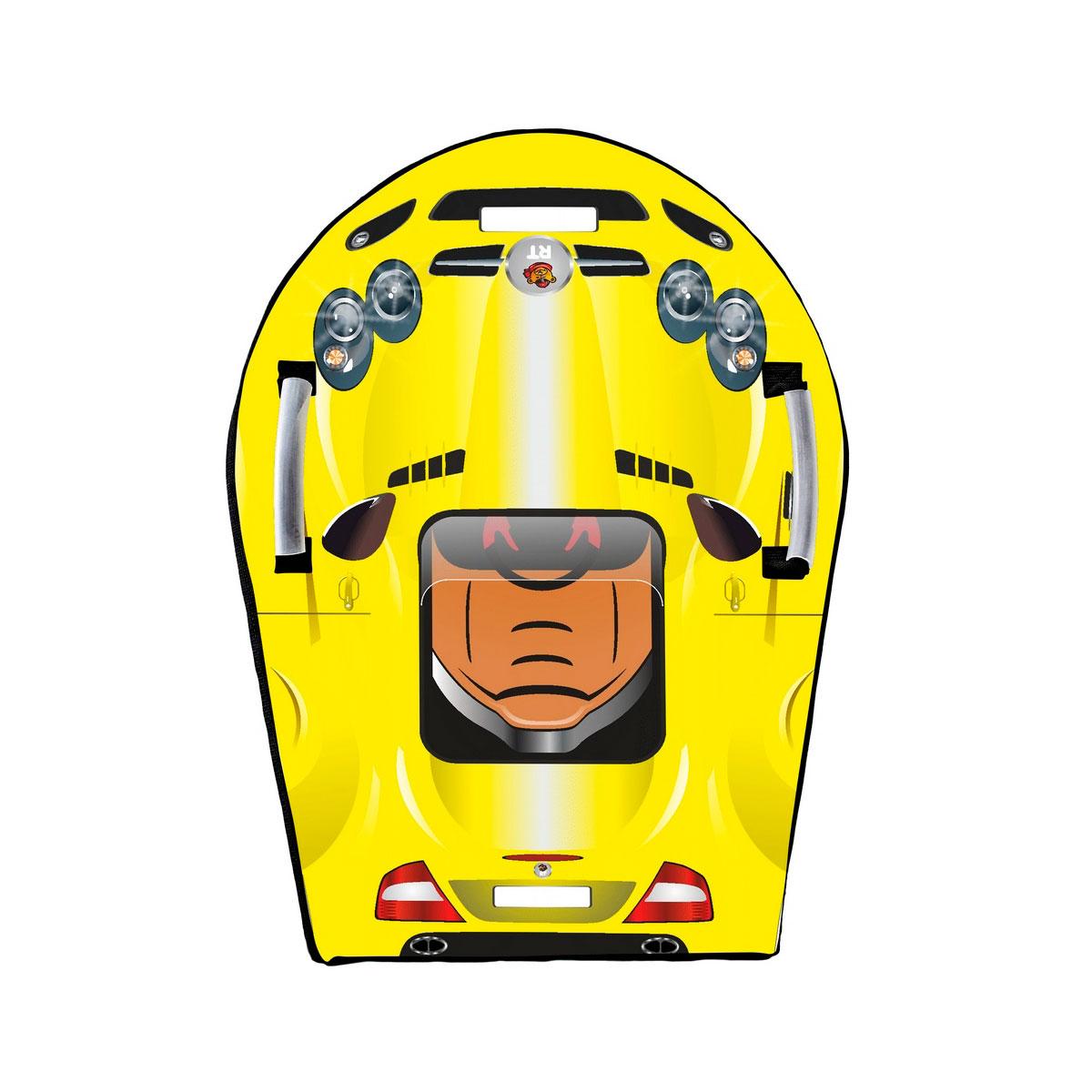 Ледянка RT Snow Auto L SLR Mclaren Желтый<br>
