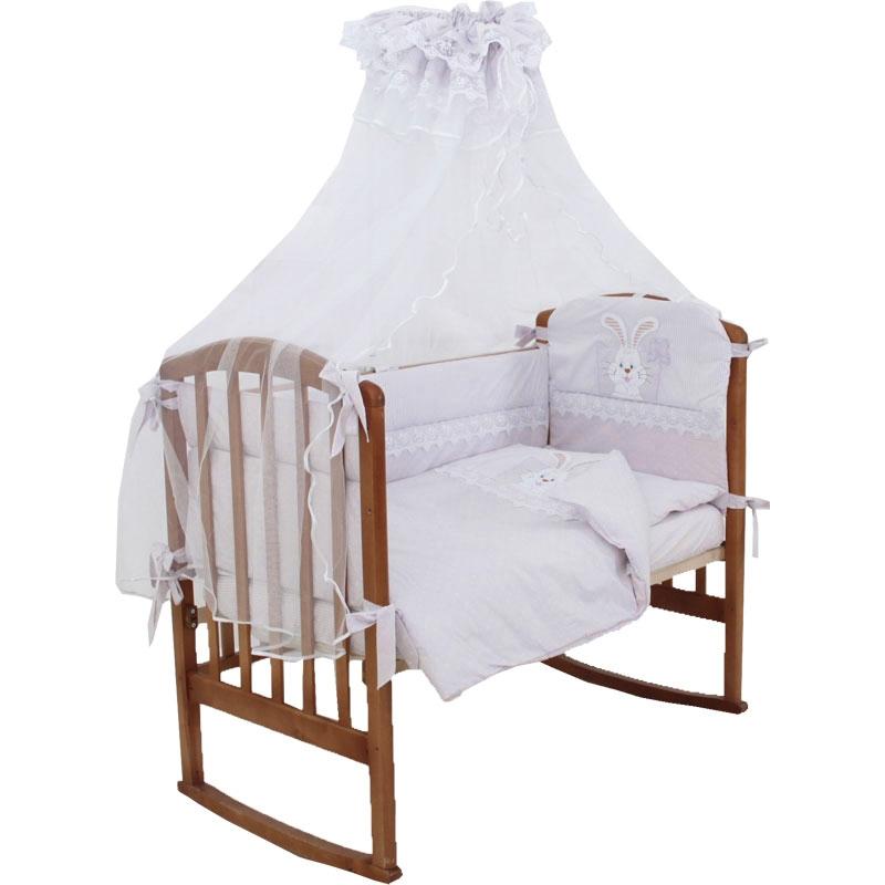 Комплект Папитто Сладкий сон 7 предметов Сиреневый<br>