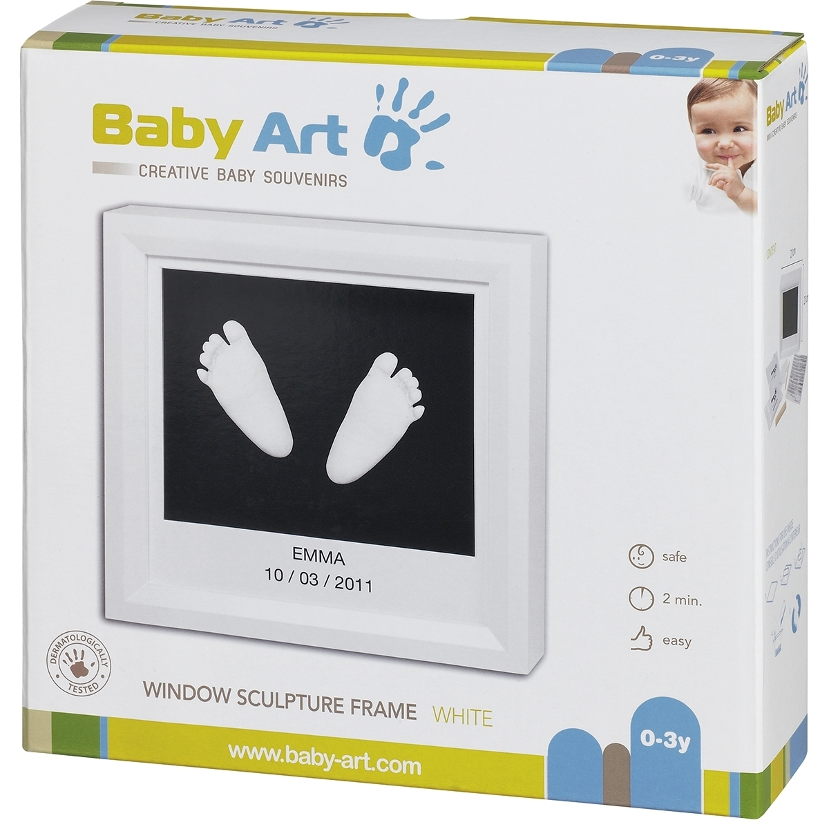 ������� Baby Art Sculpture Frame ����� � ������