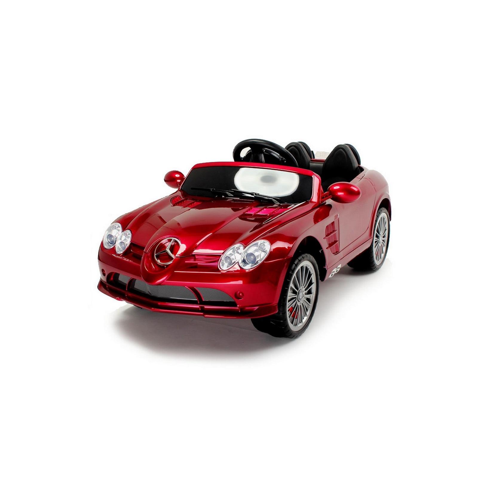 ������������� RT Mercedes-Benz SRL McLaren Red