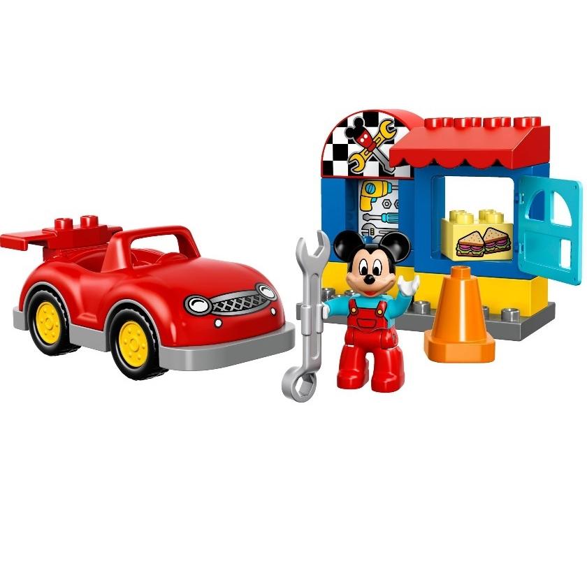 Конструктор LEGO Duplo 10829 Мастерская Микки<br>