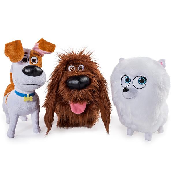 Игрушка Secret Life of Pets Плюш 30 см (в ассортименте)<br>