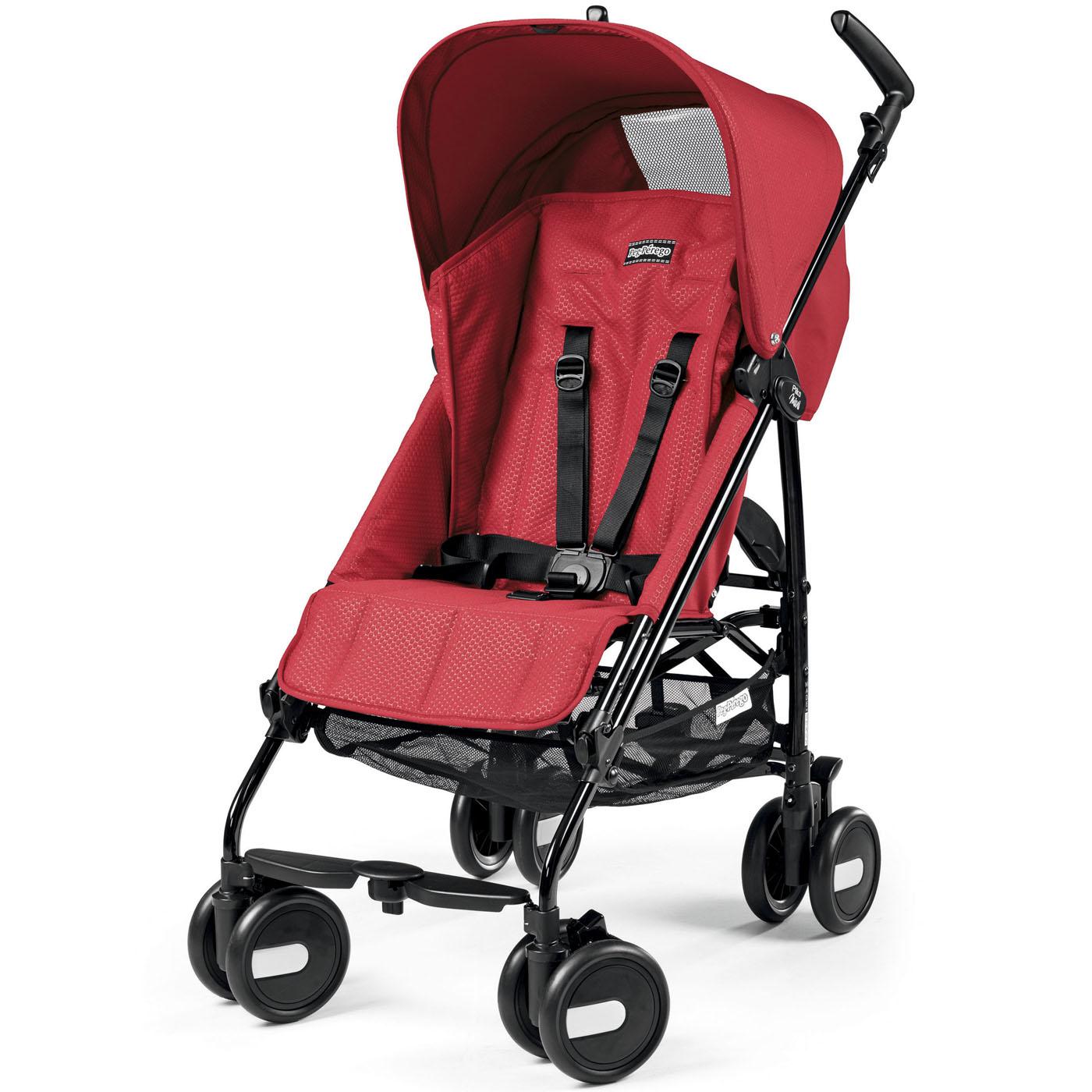 Коляска прогулочная Peg-Perego Pliko Mini Red<br>