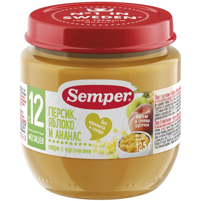 ���� Semper � ��������� ������� 125 ��. ������ ������ � ������ (� 12 ���)