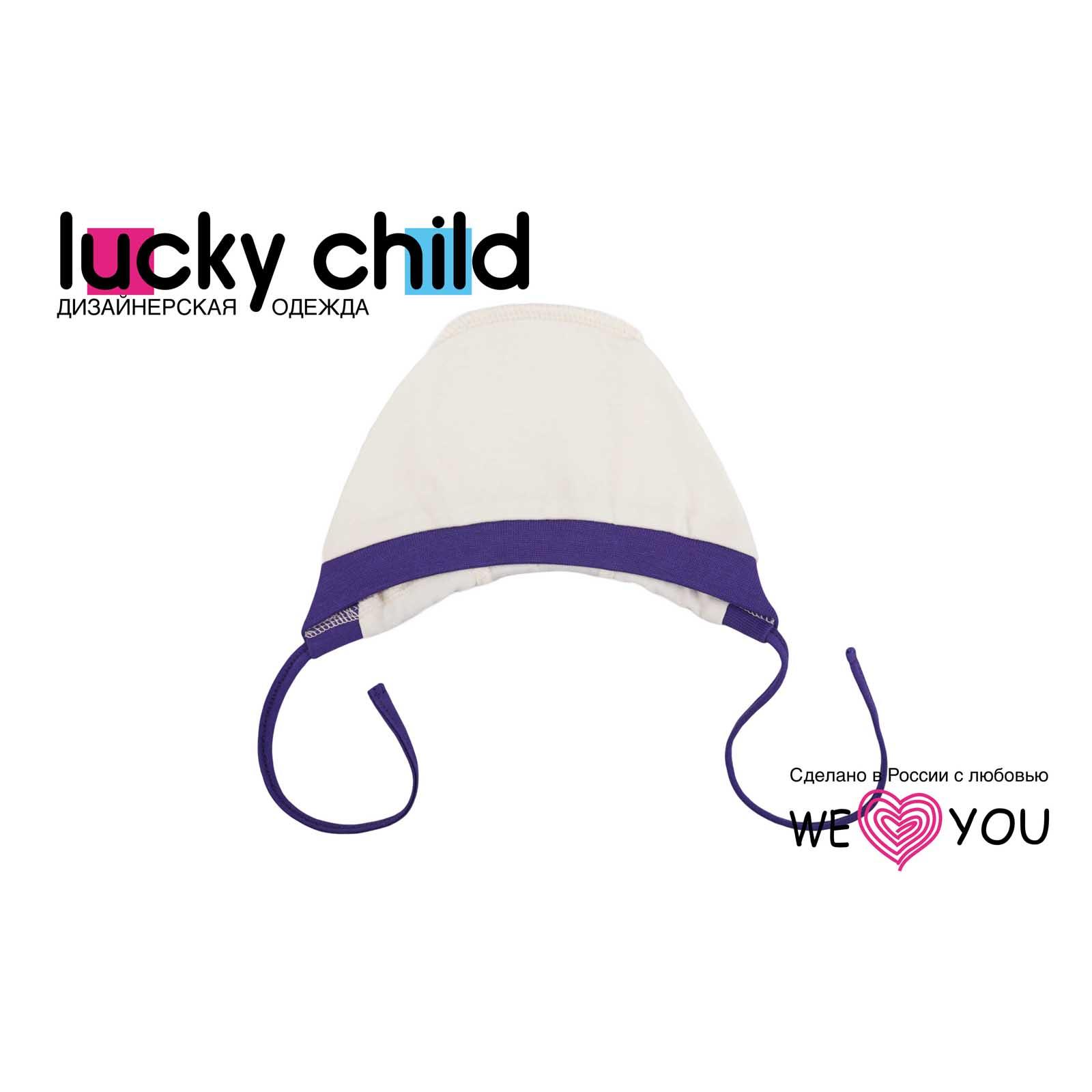 Чепчик Lucky Child Нежность размер 36<br>