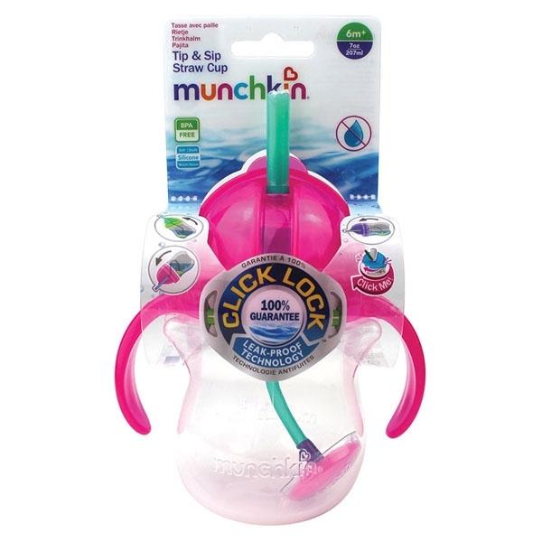 Поильник Munchkin 207 мл (с 6 мес)<br>