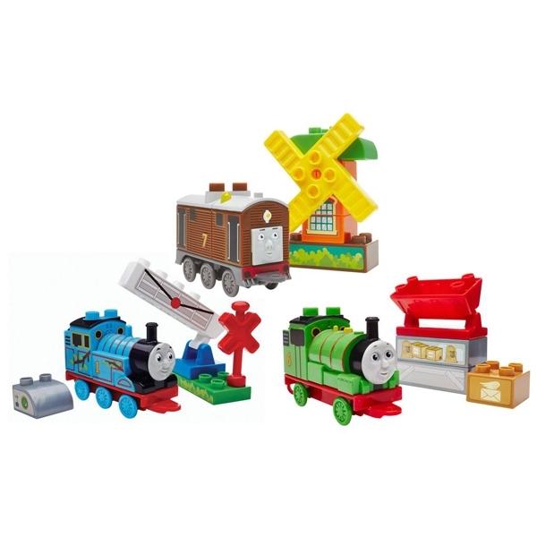 Игровой набор Mega Bloks Томас и его друзья-паровозики в ассортименте<br>