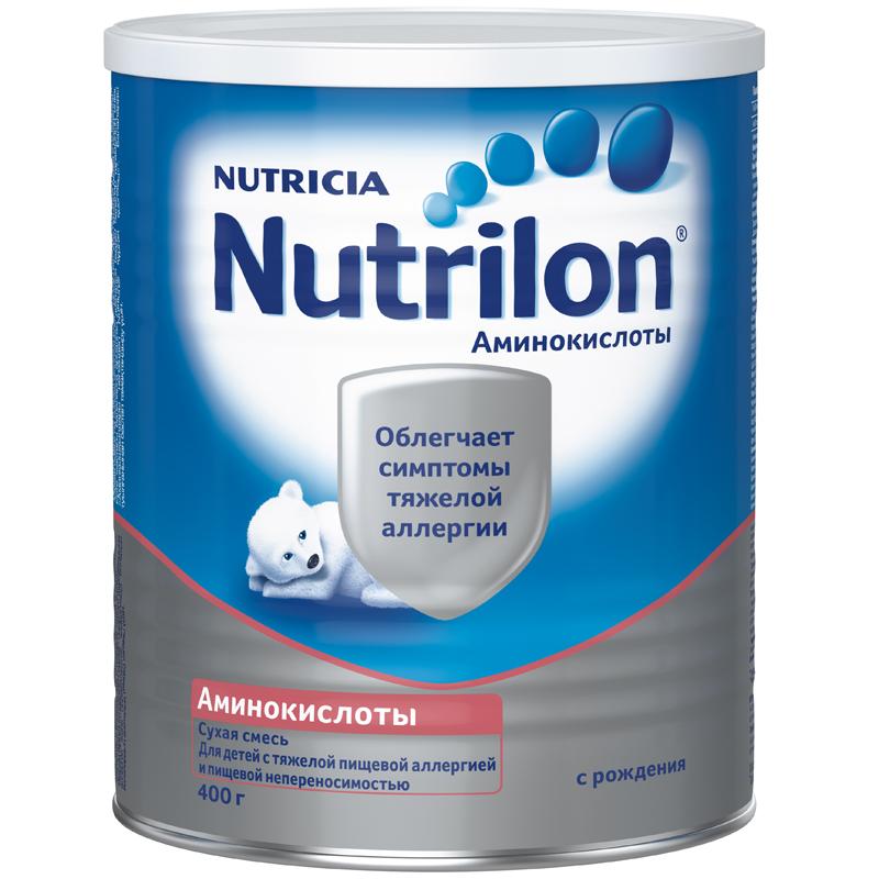 Заменитель Nutricia Nutrilon Аминокислоты 400 гр с 0 мес<br>