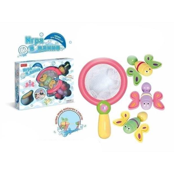 Игрушки для ванной Zhorya Сачок