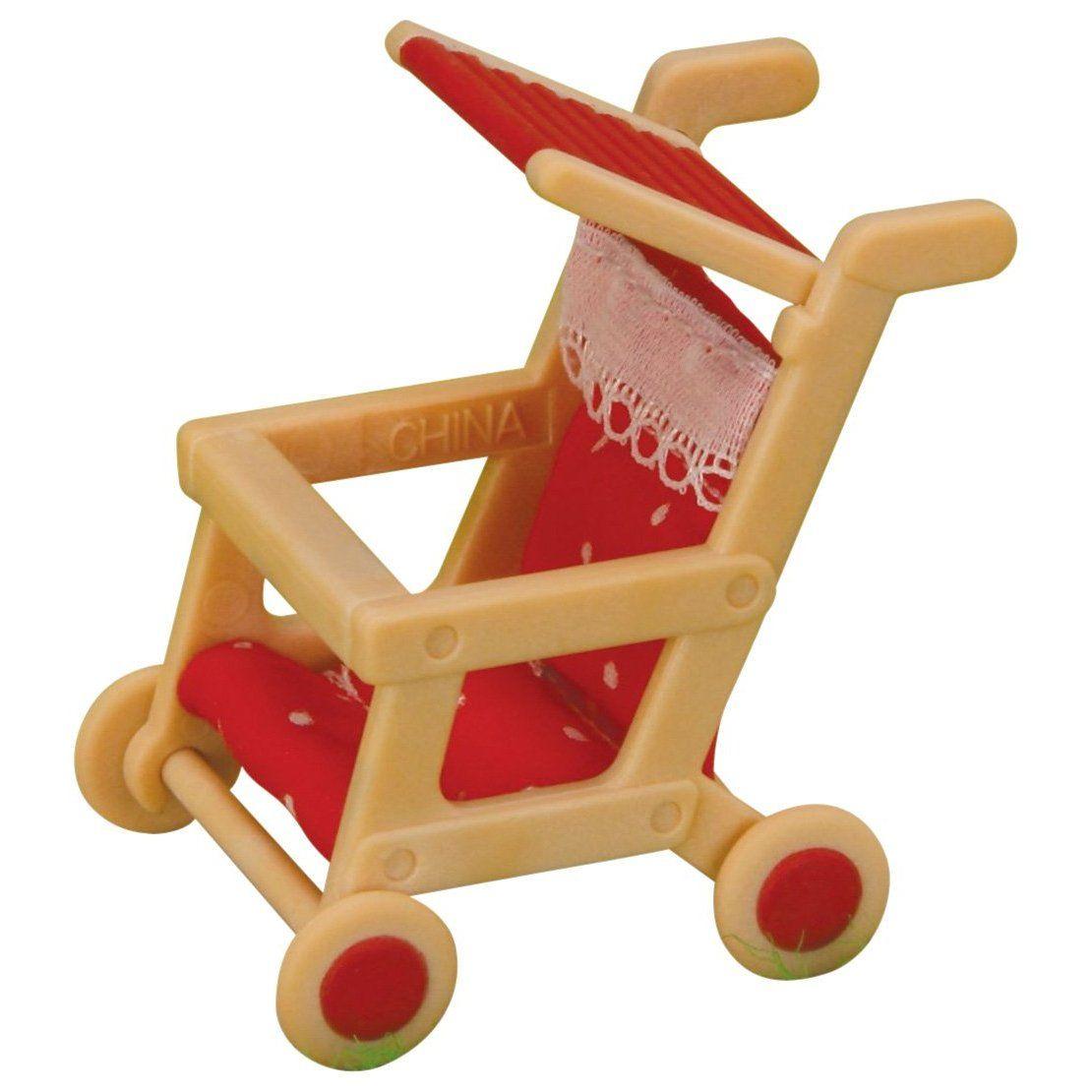 Мебель и аксессуары Sylvanian Families Прогулочная коляска<br>