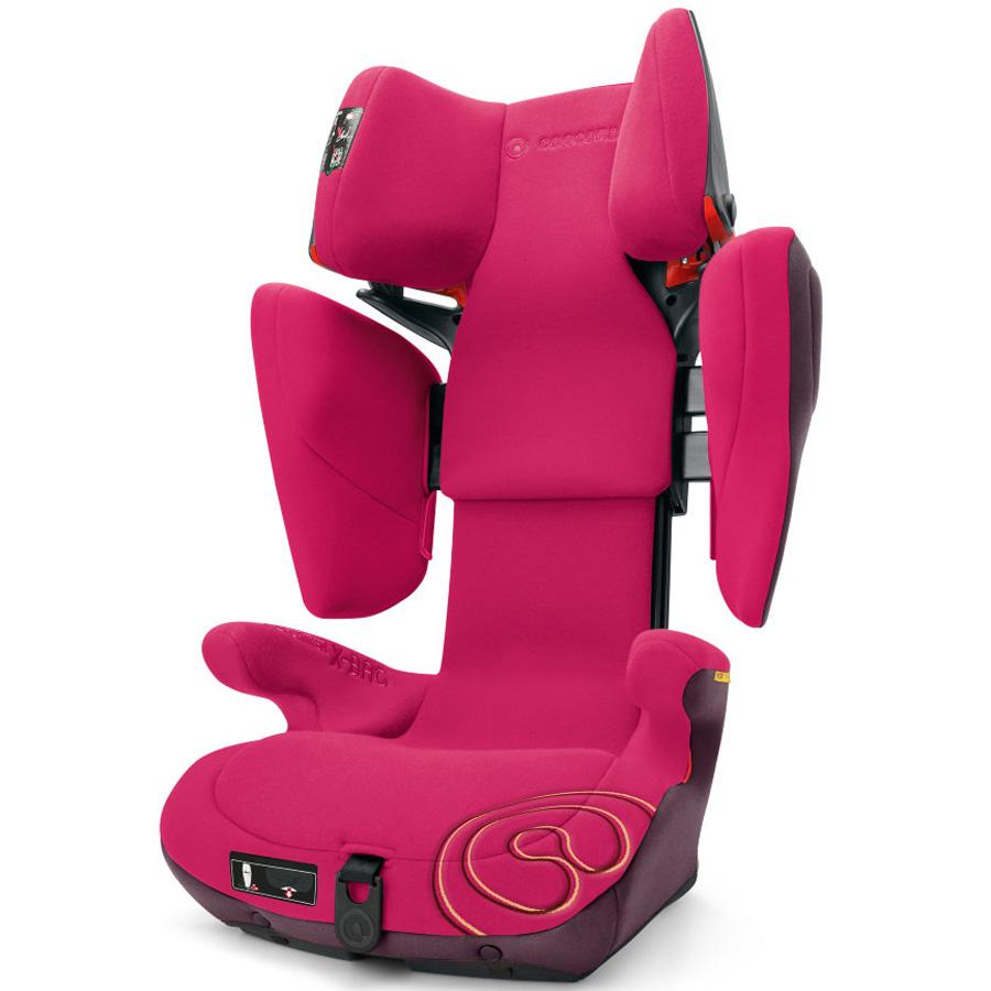 Автокресло Concord Transformer X-Bag Rose Pink<br>