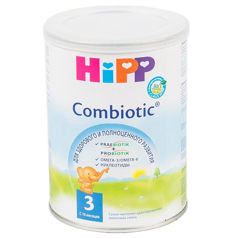 Заменитель Hipp Combiotic 350 гр №3 (с 10 мес)<br>