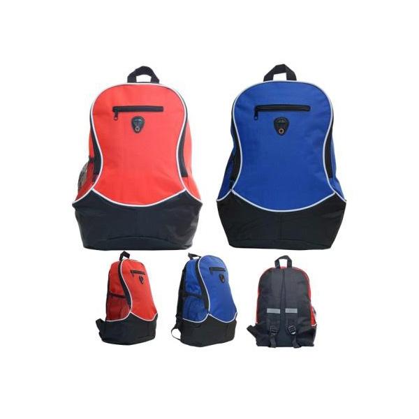 Рюкзак ACTION! в ассортименте (Красный и Синий)<br>