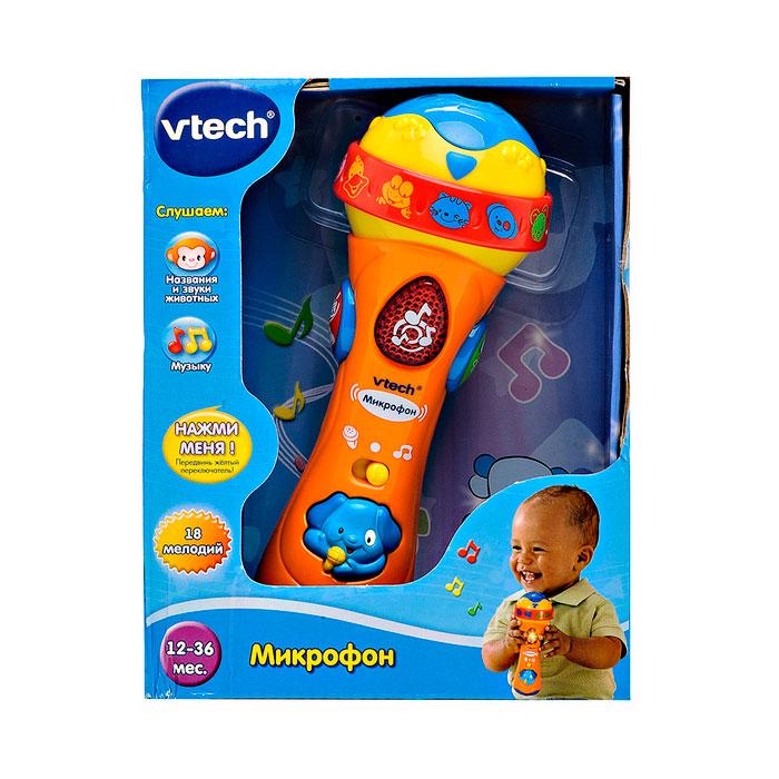 Развивающая игрушка Vtech Микрофон<br>
