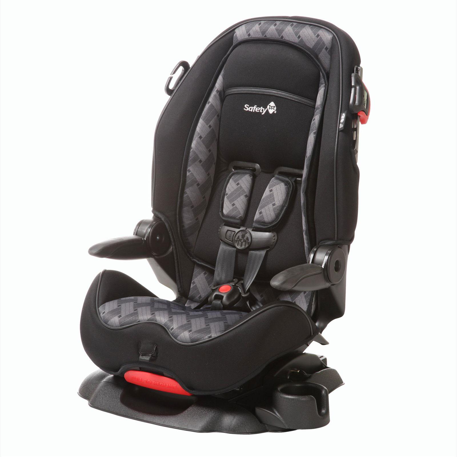 Автокресло Safety 1st Summit Черное с серым