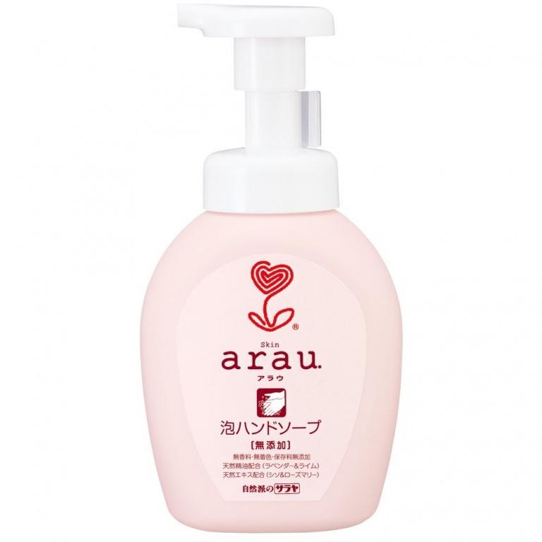 Мыло-пенка Saraya Arau Пенное мыло для рук Saraya &amp;#039;&amp;#039;Arau&amp;#039;&amp;#039; 300 мл 56529/25761<br>